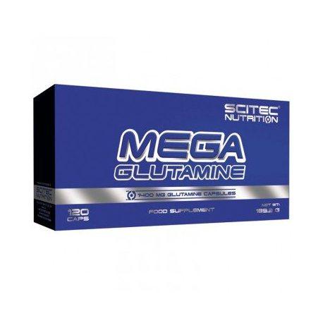 SCITEC NUTRITION MEGA ARGININA 120 CAPS