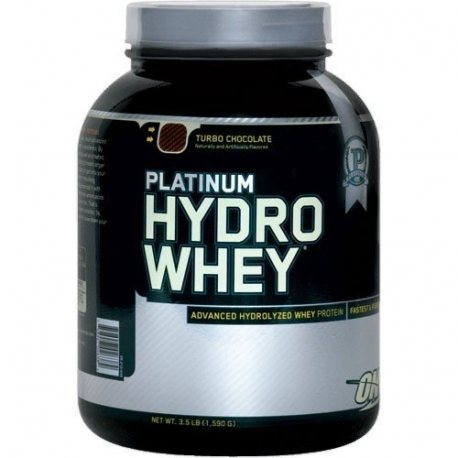 OPTIMUM NUTRITION PLATINUM HYDRO WHEY 3.5LBS