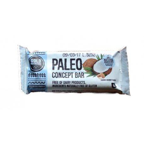 GOLDNUTRITION PALEO CONCEPT BAR 50G