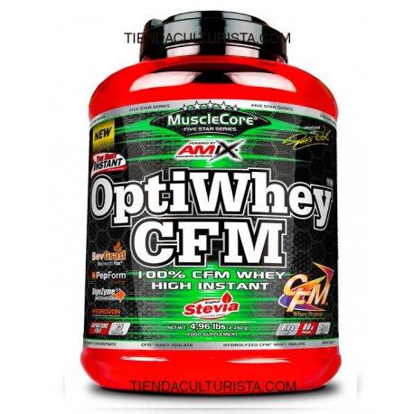 AMIX MUSCLECORE OPTIWHEY CFM 2,25 KG