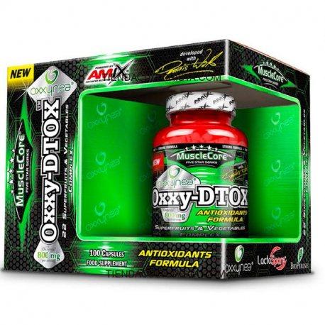 AMIX MUSCLECORE OXXY-DTOX 100 CAPS