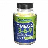 QUAMTRAX OMEGA 3-6-9 500MG 60 CAPS.