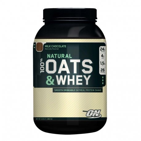 OPTIMUM NUTRITION OATS WHEY 3 LB.