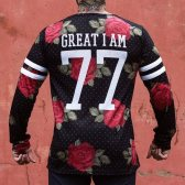 GREAT I AM SUDADERA 66 OVERSIZE