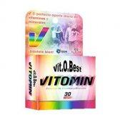 VIT.O.BEST VITOMIN 120 CAPS (VIT & MINERALES)
