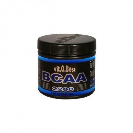 VIT.O.BEST BCAA 2200 360 TRIPLECAPS
