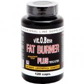 VIT.O.BEST FAT BURNER PLUS 120 CAPS