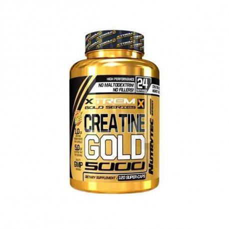 XTREM GOLD CREATINA GOLD 120 CAPS.