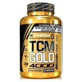 XTREM GOLD TCM GOLD 120 CAPS.