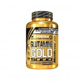 XTREME GOLD GLUTAMINA GOLD 120 CAPS.