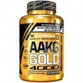 XTREME GOLD AAKG GOLD 120 CAPS.