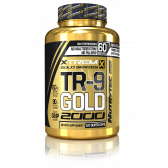 XTREME GOLD TR-9 GOLD 120 CAPS.
