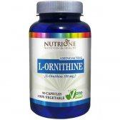 NUTRYTEC NUTRIONE L-ORNITINA 500 MG 90 CAPS.