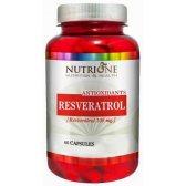 NUTRYTEC NUTRIONE RESVERATROL 100 MG 60 CAPS.