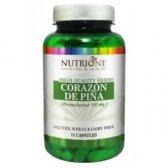 NUTRYTEC NUTRIONE CORAZON DE PIÑA 500 MG 75 CAPS.