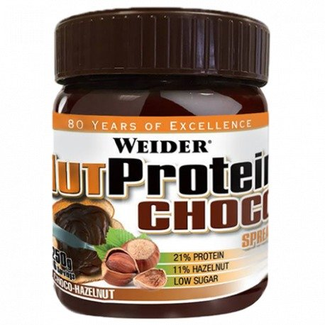 salsa nut chocolate sin calorías