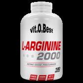 VIT.O.BEST L-ARGININE 2000 180 TRIPLECAPS