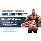 SEMINARIO RAUL CARRASCO FEB.2016
