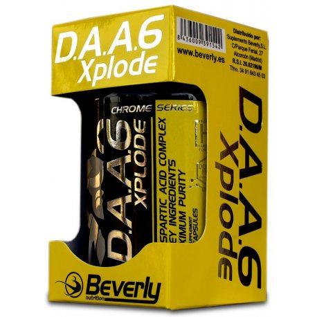 BEVERLY DAA6 XPLODE 120 CAPS.