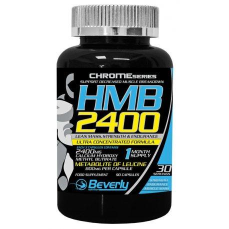 BEVERLY HMB 2400 90 CAPS