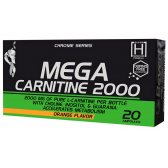 BEVERLY MEGA CARNITINE 2000 20 AMP.