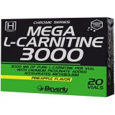 BEVERLY MEGA CARNITINE 3000 20 AMP.