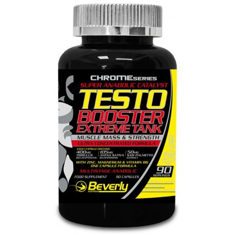BEVERLY TESTO BOOSTER 90 CAPS.
