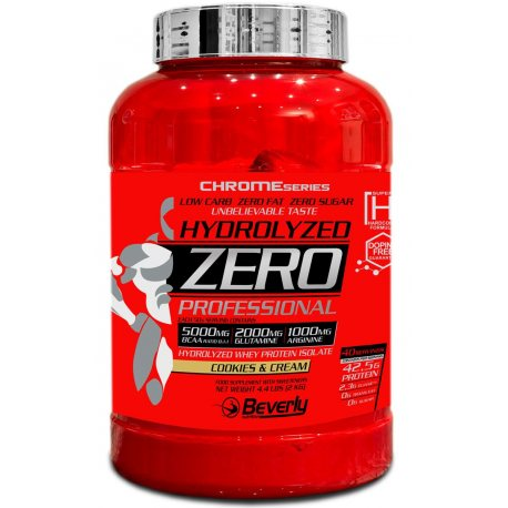 BEVERLY HYDROLIZED ZERO PROFESSIONAL 2KG