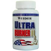 WEIDER ULTRA BURNER II 150 CAPS.