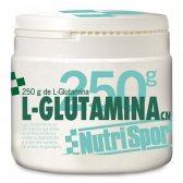 NUTRISPORT L-GLUTAMINA 250 G