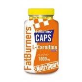 NUTRISPORT FATBURNERS 105 CAPS