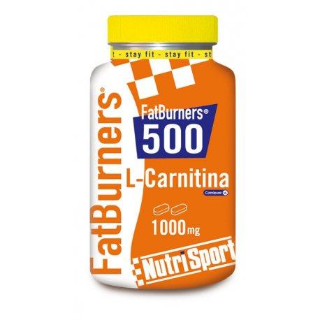 NUTRISPORT FATBURNERS 500 40 CAPS
