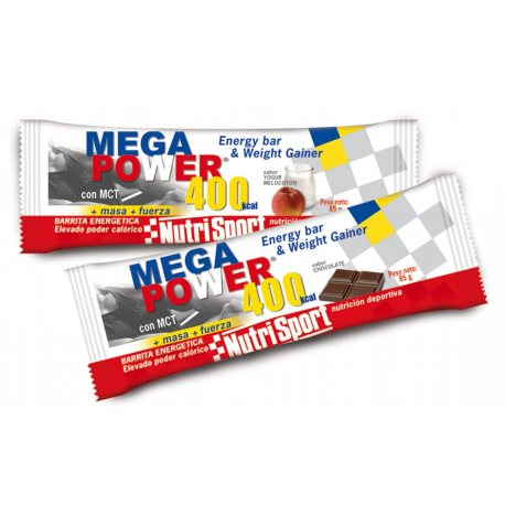 NUTRISPORT MEGA POWER BAR 68 G