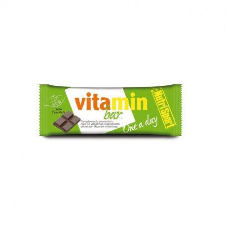 NUTRISPORT VITAMIN BAR 30 G