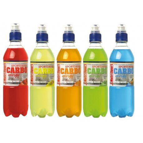 NUTRISPORT SPORT DRINK CARBO ENERGY 500 ML.