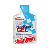 NUTRISPORT GEL GUARANÁ 40 G