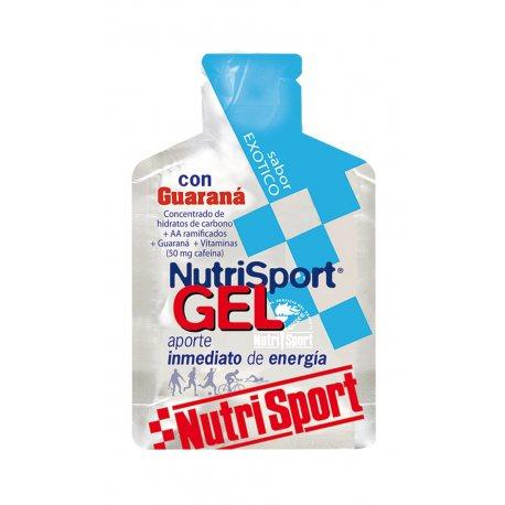 NUTRISPORT GEL GUARANÁ 40 G