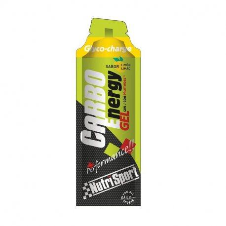 NUTRISPORT CARBO ENERGY GEL 66 ML