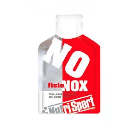 NUTRISPORT FISIONOX 5 GELES