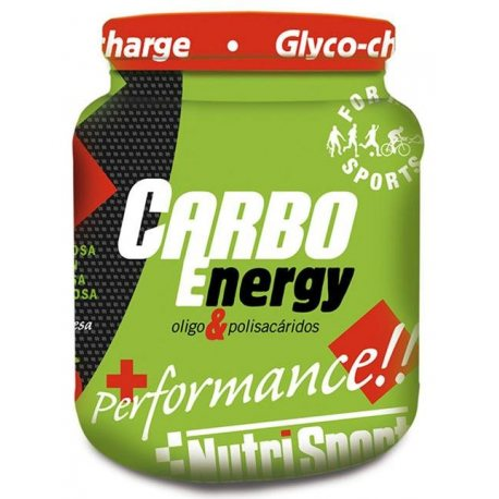NUTRISPORT CARBO ENERGY 1 KG.
