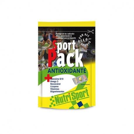 NUTRISPORT SPORT PACK ANTIOXIDANTE 30 PACKS.