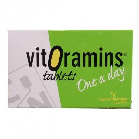 NUTRISPORT VITORAMINS 36 COMP.