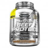 MUSCLETECH PLATINUM BEEF PROTEIN 4 LB