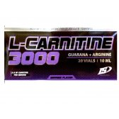 IRON SUPPLEMENTS NEW L-CARNITINE + GUARANA + ARGININE 10 ML