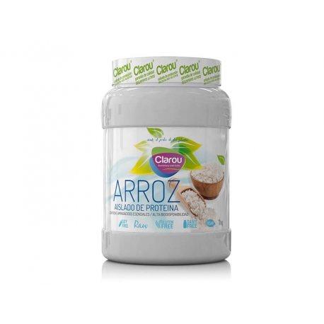 CLAROU PROTEINA DE ARROZ 500 G