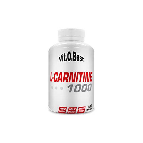 VIT.O.BEST L-CARNITINE 1000 100 TRIPLECAPS