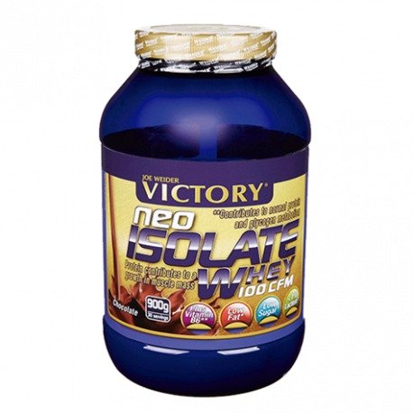 VICTORY NEO ISOLATE WHEY 100% CFM 900 G