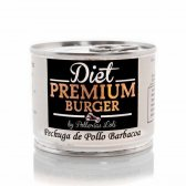 DIET PREMIUM BURGER POLLO BARBACOA