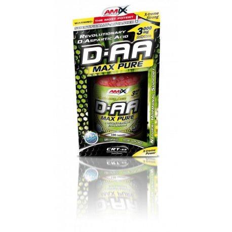 AMIX D-AA MAX PURE 100 CAPS.