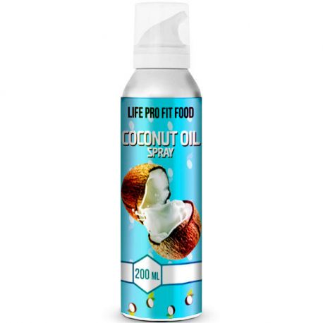 LIFE PRO FIT FOOD COCONUT OIL SPRAY 200ML